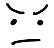 sketch anger