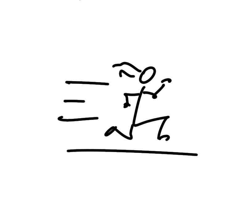 sketch fast effect