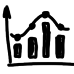 free icon chart line