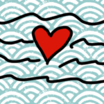free icon love is an ocean