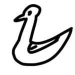 free icon swan