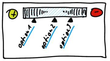 slider graph